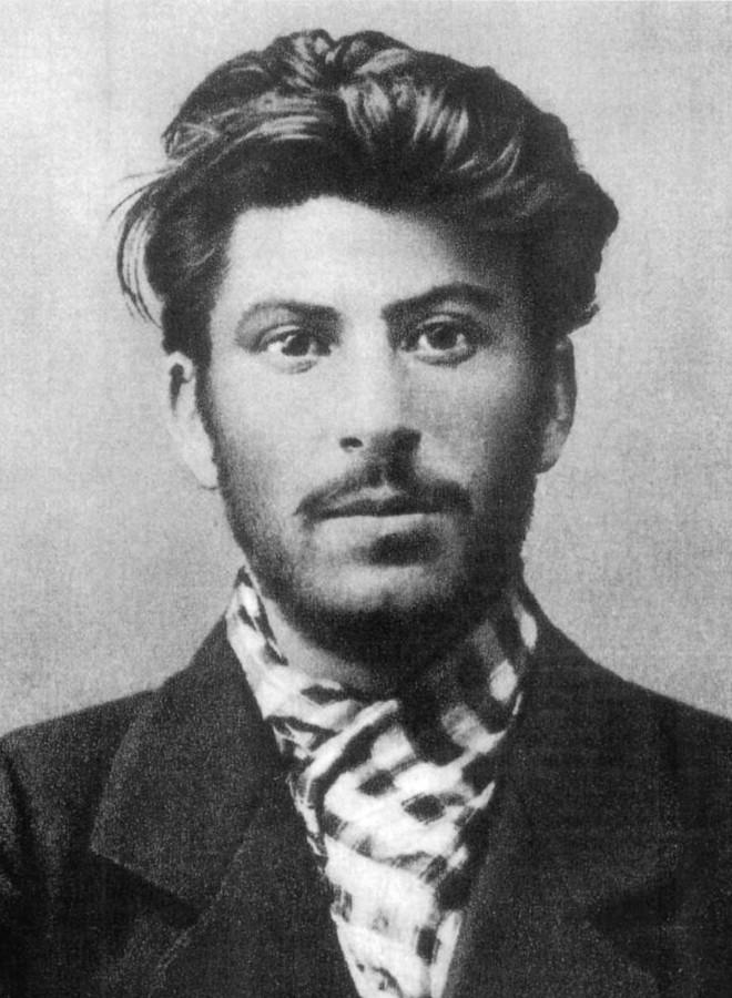молодой Сталин 1901 год