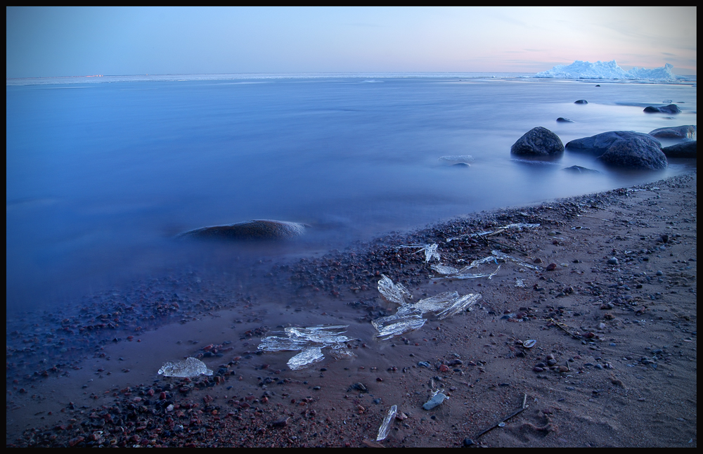 The Gulf of Finland coast