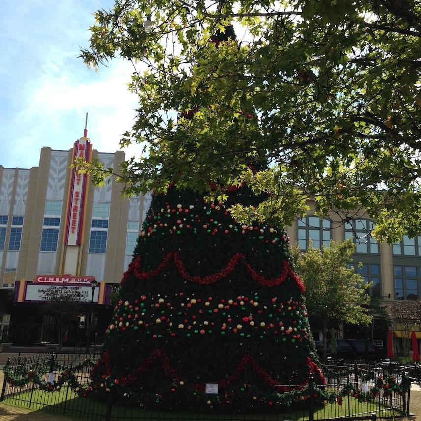 Christmas по-Хьюстонски