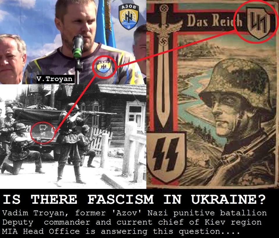 Демотиваторы фашизм на украине