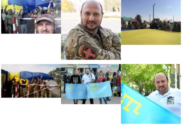 Украинский правосек работает с детьми в