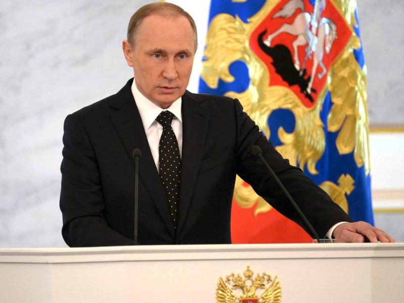 А вот вторая часть послания Владимира Путина Федеральному собранию мне