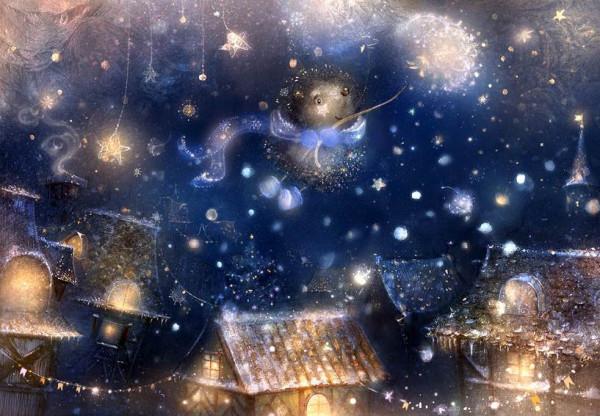 волшебная ночь
