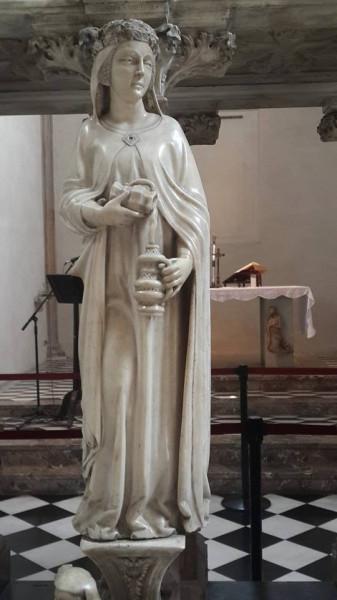 саркофаг св. Петра 1336 Капелла Портинари базилика св. Евторгия. Милан - от Левона Нерсесяна