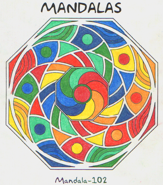 Mandala zerotica primera
