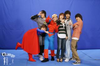 Big Bang and Hyori on