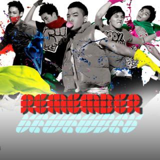 Big Bang - Mixes of 'Remember'