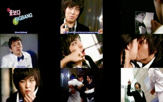 Big Bang's Boys Before Flowers Parody