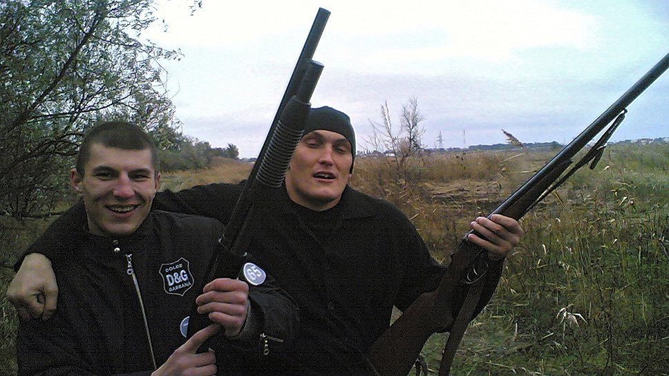 такого оружия владимир алексеев фото банда цапка доброжелательными