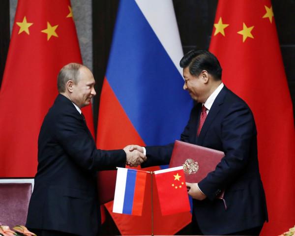 россия и китай соглашение