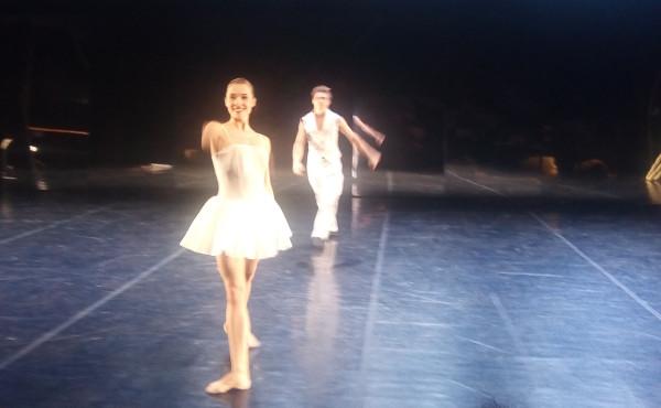 Древнегреческая трагедия и будни современных танцовщиков