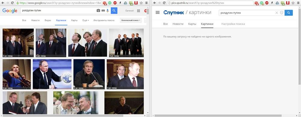 Ролдугин Путин