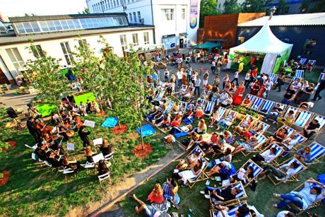 Фестиваль Дизайн Субботник