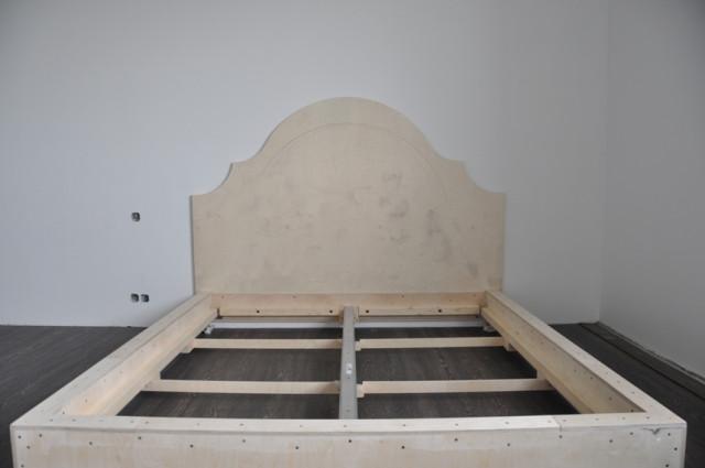 Как своими руками изготовить изголовье кровати