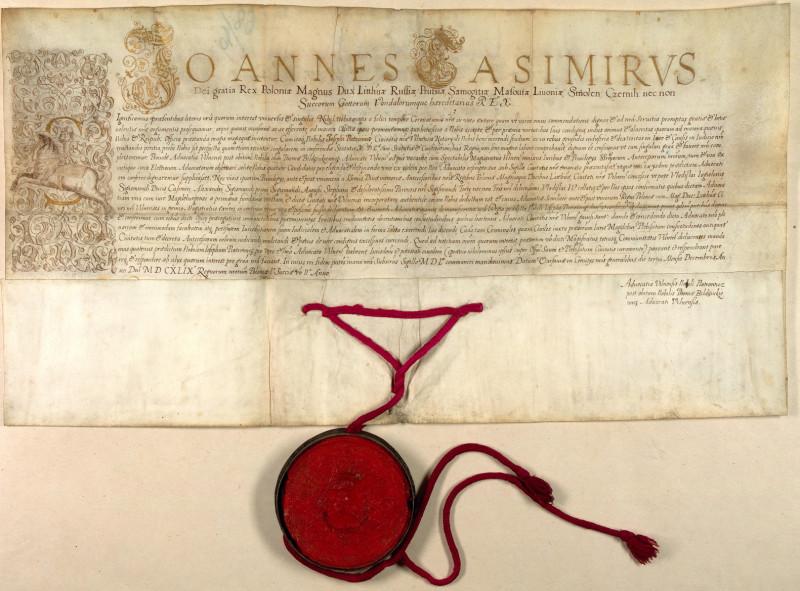 Ян II Казимир 1649