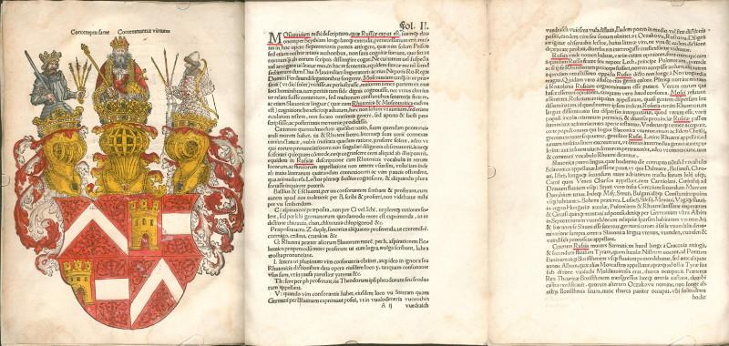 Moscovia Rerum Moscoviticarum 1549