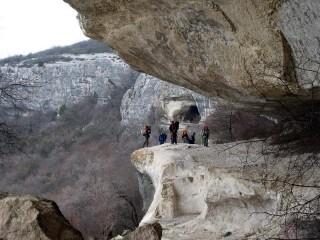 По пути к монастырю