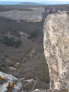 Скалы Чабан-Куле