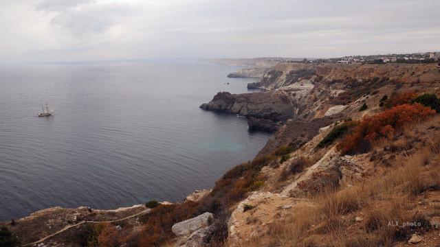 Крым, Севастополь, Царское село и море