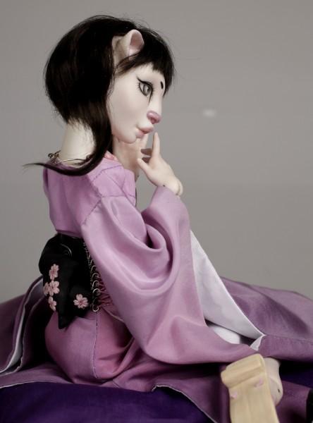 Шарнирные куклы Жуковой Марии
