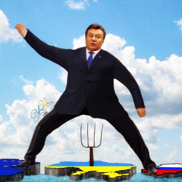 Янек геополітика