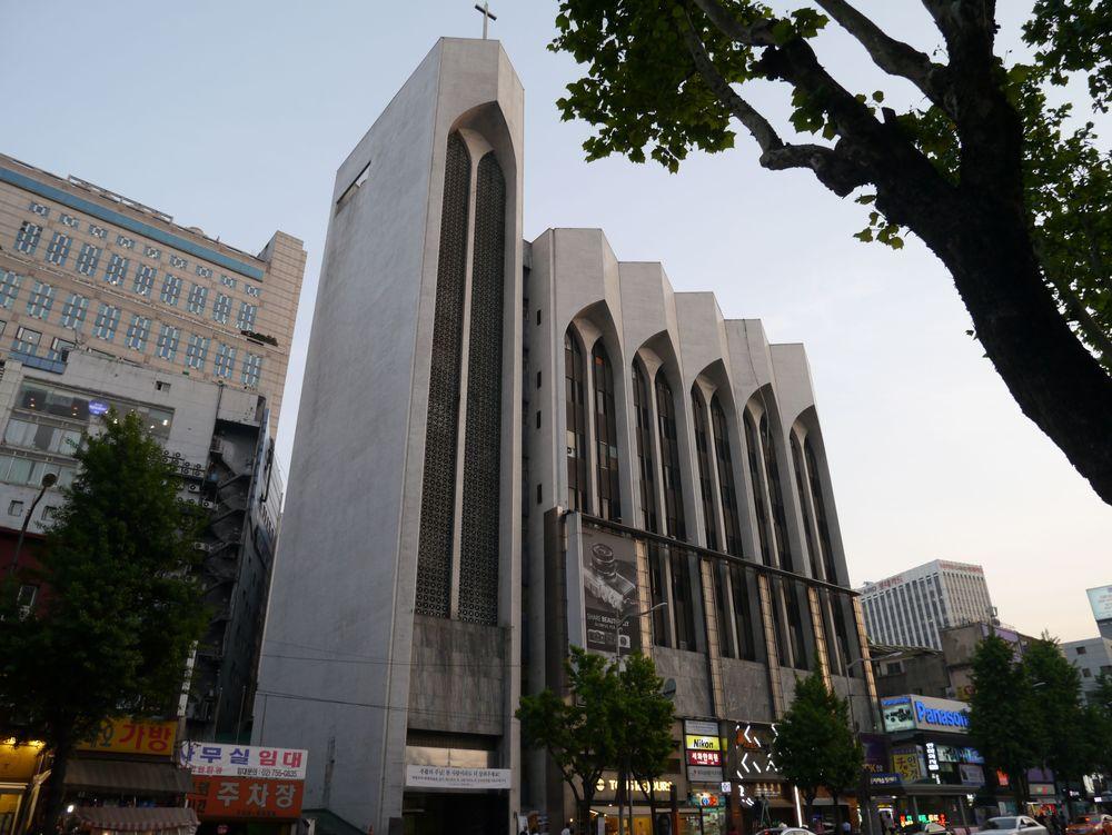 Сеул церковь