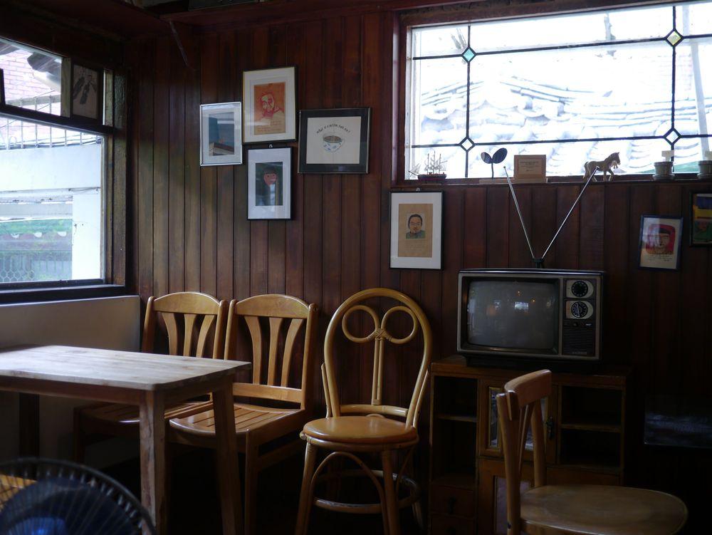 Сеул кофейня матрешки 2