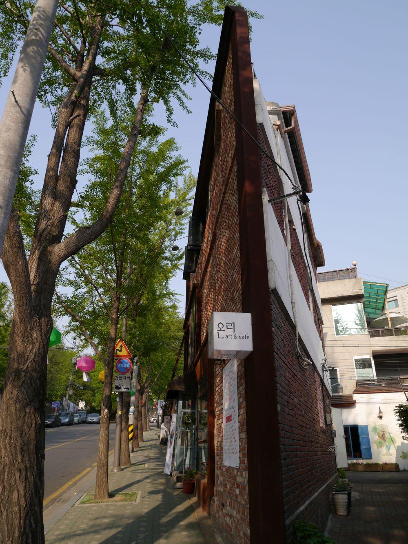 Сеул плоский дом 2