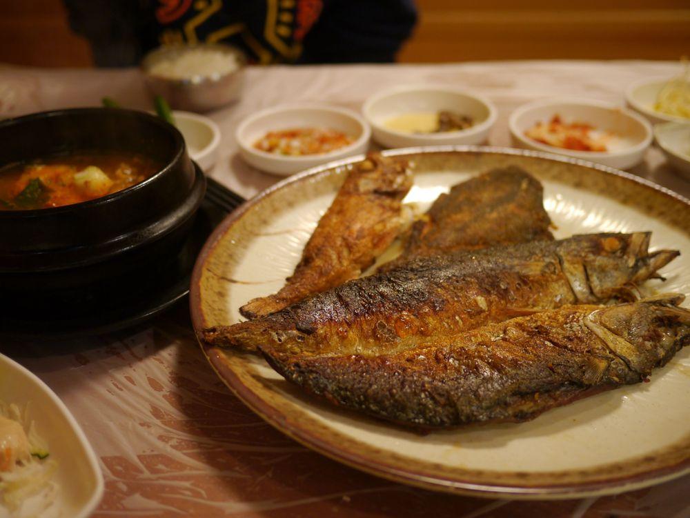 Пусан рыба