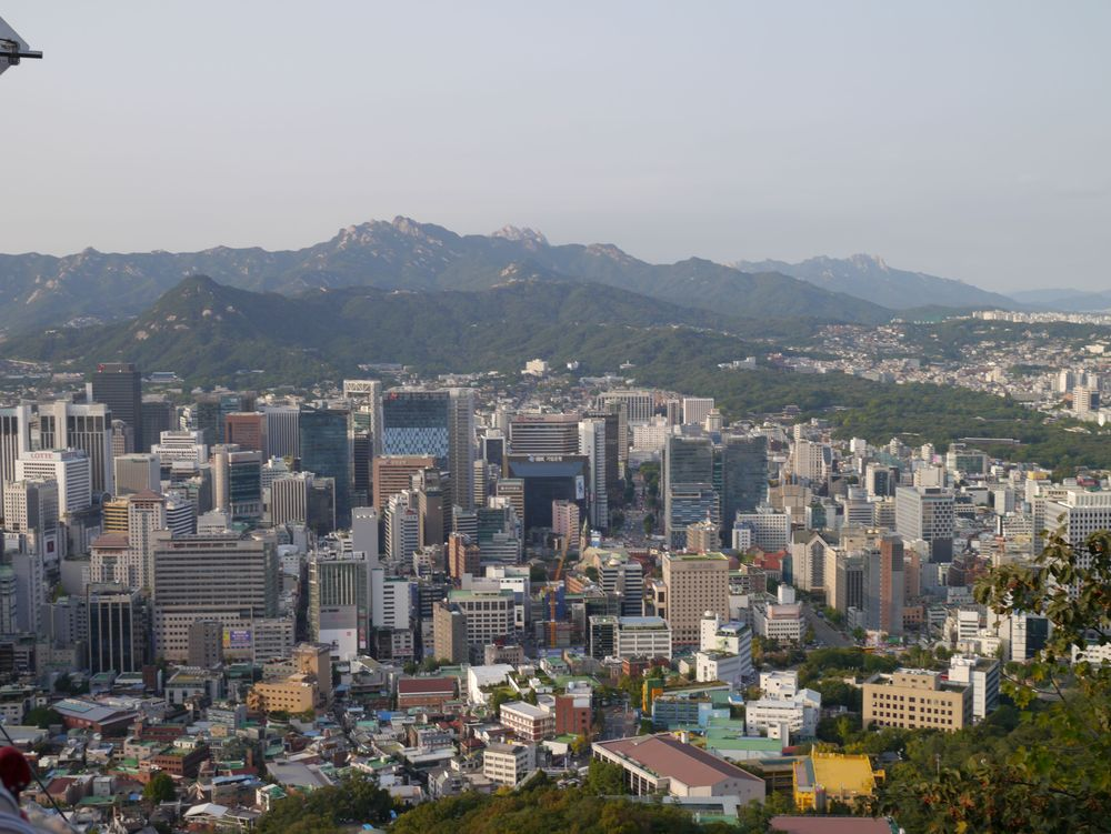 Сеул Намсан 3