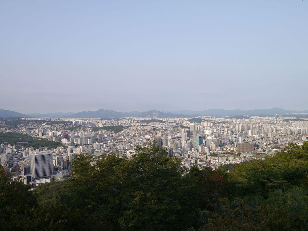 Сеул Намсан 4