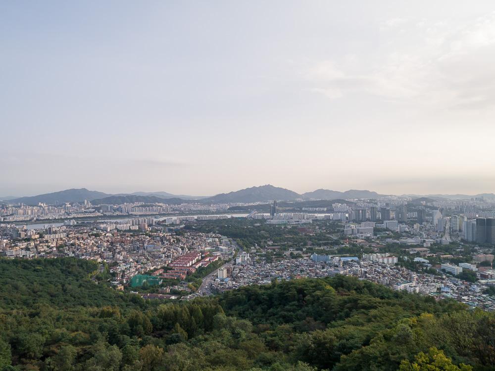 Сеул Намсан 5