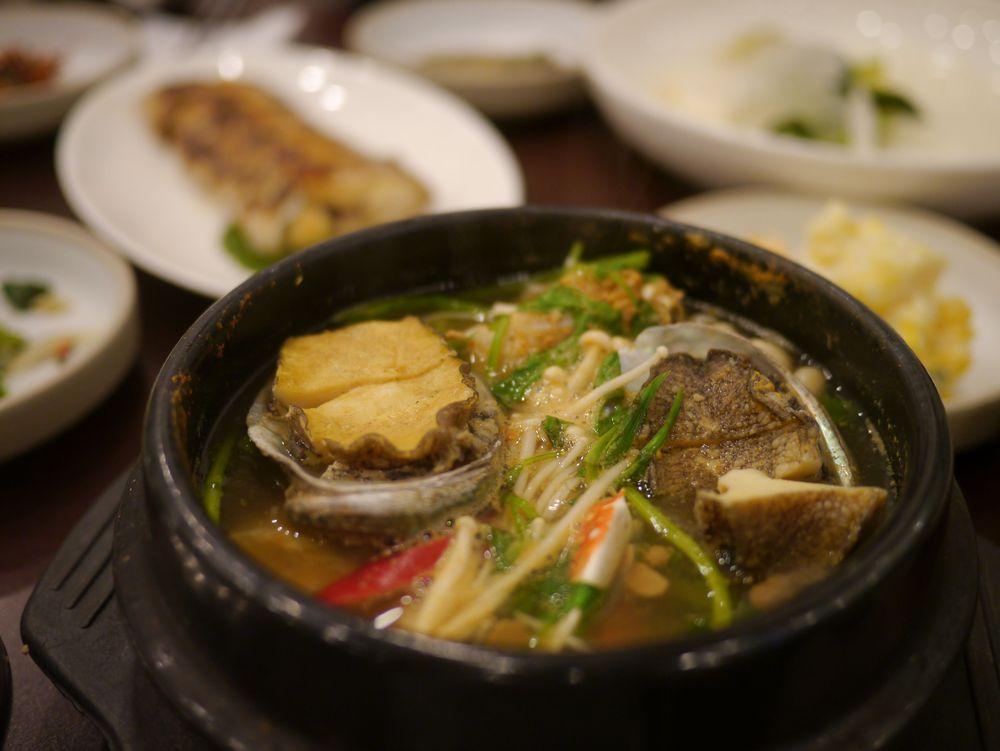 Сеул еда 2