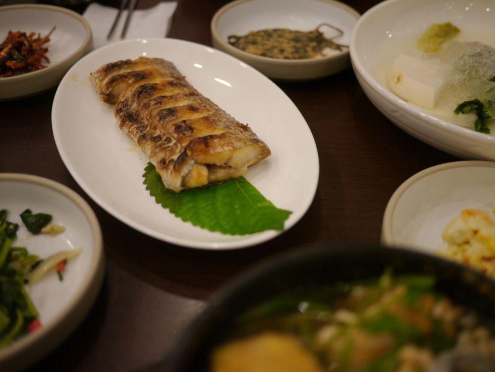 Сеул еда 3