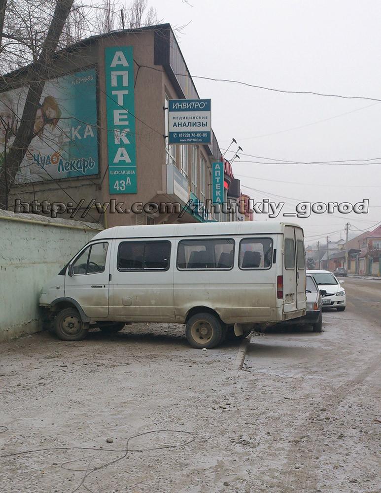 Дагестан, Махачкала, центр