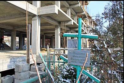 Дагестан, Махачкала, кладбище, застройка, квартиры