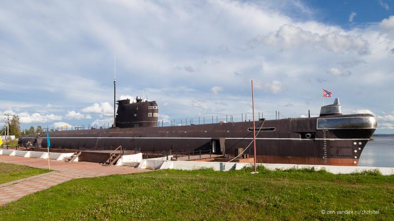 Подводная лодка Б-440
