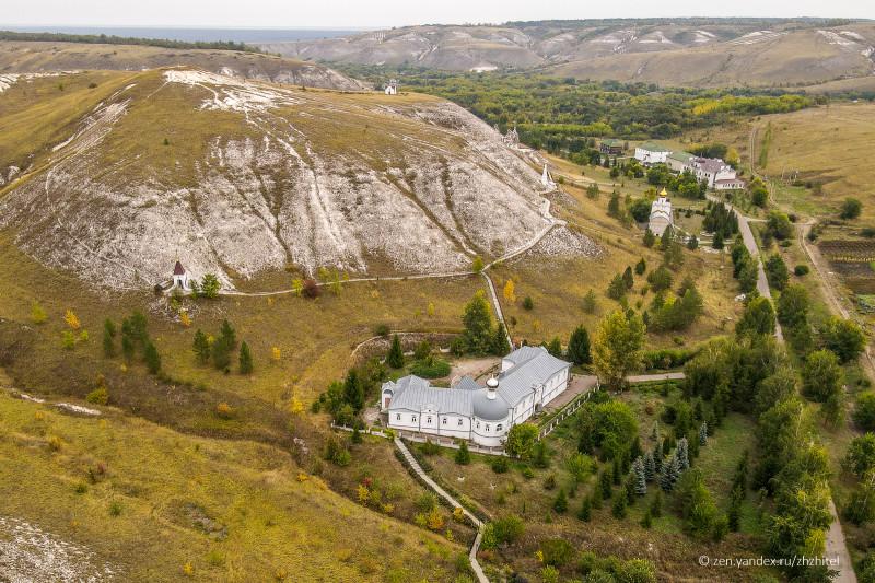 Костомаровский женский монастырь