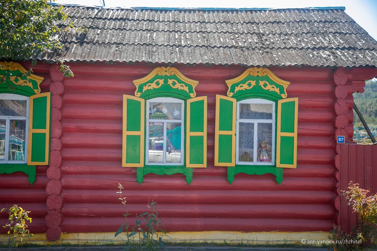 Дом в селе Тарбагатай