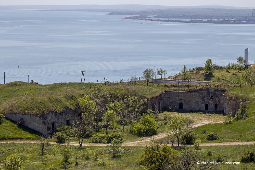 Крым. Город Керчь