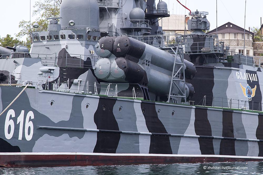 Ракетный корабль «Самум»: быстрее ветра, грознее урагана!