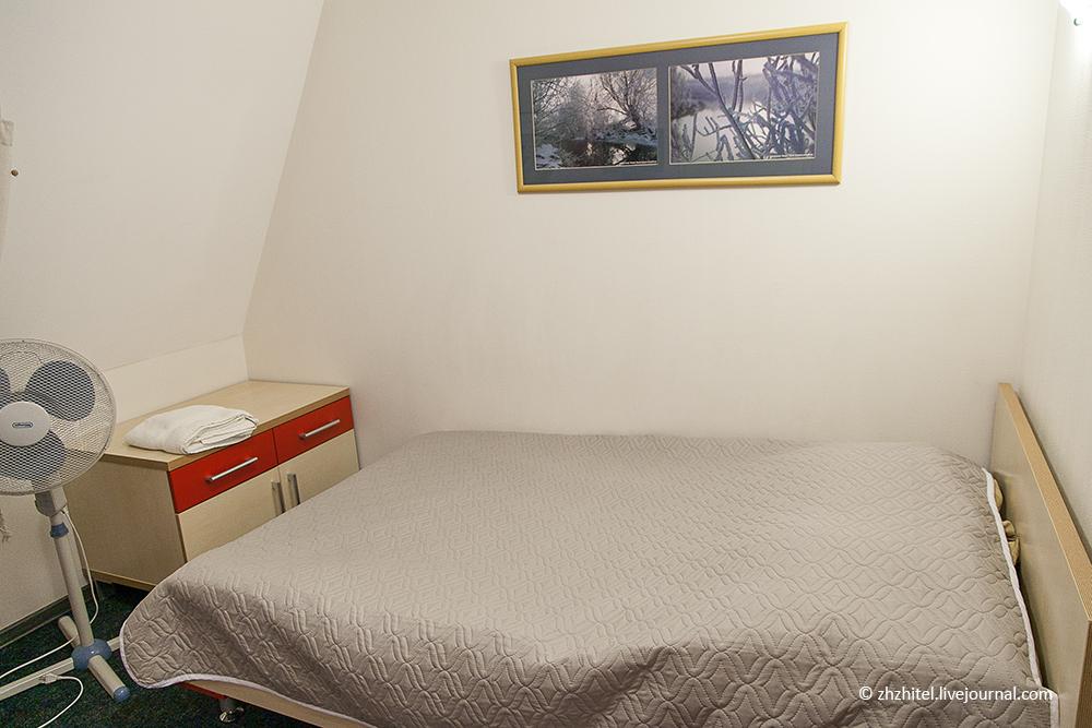 Номер в гостинице «Благодать», Белокуриха, Алтайский край