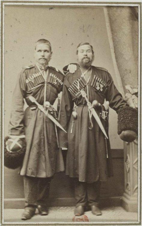 1870-e_karol_bayer_terskie_kazaki