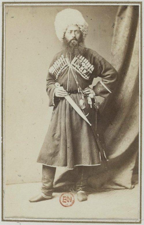 1870-e_karol_bayer_terskoy_kazak