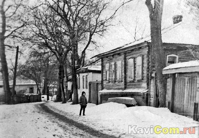 стрелецкая 1970е