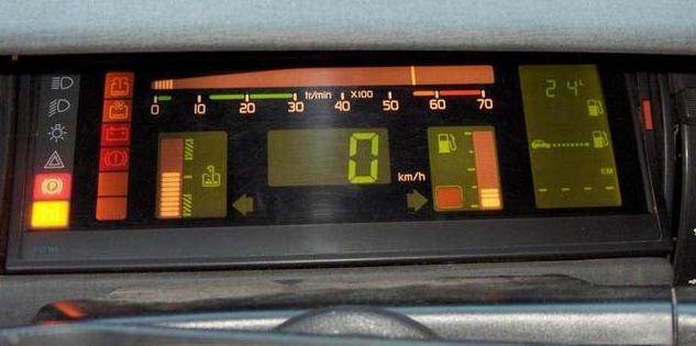 Renault 11 TXE Electronic (Type 2)