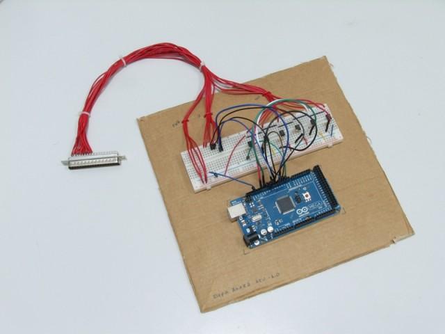 Rapid prototaiping with Arduino