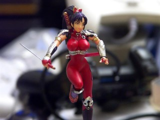 Taki from Soul Caliber