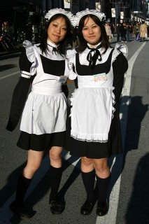 Couple of Maids