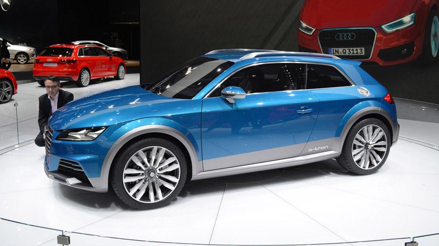 Audi Allroad E-tron